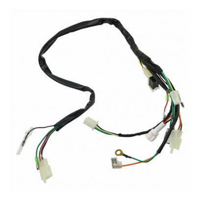 Wire Wiring Harness for Yamaha PW50 PW 50 PY50 2-stroke 50cc ... on