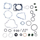 Complete Engine Gasket Kit Top End Set for Yamaha YFZ450 2004-2009 2012 2013