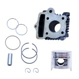 Honda 70cc Cylinder Piston Kit C70 CT70 ATC70 CRF70F Trail 70 ATC CT Complete