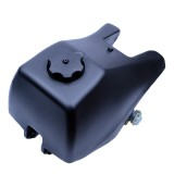 For Yamaha PW80 PW 80 PY80 Gas Fuel Tank with Cap Dirt Bike Black