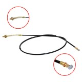 Rear Drum Brake Cable for 150cc Moped Scooter GY6 Chinese