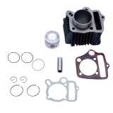 New Cylinder Piston Kit Assembly For Honda ATC70 CRF70 CT70 TRX70 XR70 S65 70CC