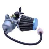 Honda CRF70F XR70R Carb Carburetor & Air Filter (Mounting hole spacing 48mm)