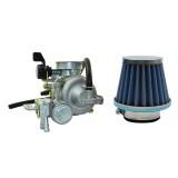 Carburetor W/ Air Filter Fits Honda Trail CT90 CT110 Carb