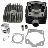 KTM 50 SX 50SX Air Cool Engine Cylinder Piston Kit Pro JR SR Mini Adventure