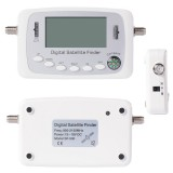 Digital Satellite Finder SF-500 Signal Meter Finder with DVB-S DVB-S2 New